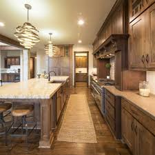 rustic wood kitchen cabinets 75 beautiful rustic kitchen with wood cabinets pictures