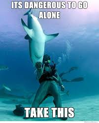 Shark Week Meme - 20 funniest shark week memes gifs and comics weknowmemes