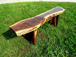 furniture u0026 accessories design of the wood slab benches ideas