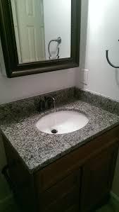 granite azul platino cabinet wolf faucet kohler devonshire med