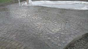 Flagstone Stamped Concrete Pictures by Old Time Masonry U0026 Stamped Concrete Co Stamped Concrete European