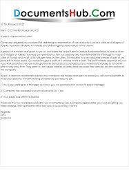 letter for employee