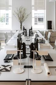 Sara Story Soho Office Designed By Sara Story Design Featuring Flos Tab T