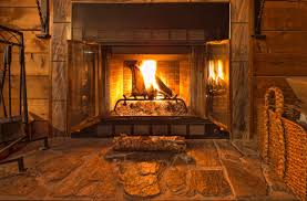 Cleaning Glass On Fireplace Doors by Chimney Rebuilding Enlighten Me