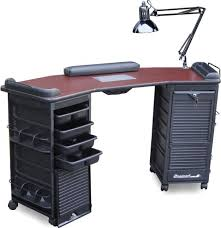 manicure table with built in led light manicure tables nail salon equipment equipment spa and