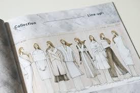 fashion sketchbook vanillawalk