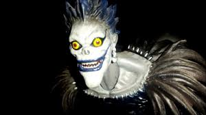 Death Note Halloween Costume Figutto Death Note Ryuk Figure Review