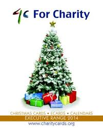 4c for charity executive range christmas card catalogue 2015 by