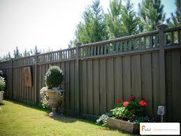 Backyard Fencing Cost - the talmedge fence workshop