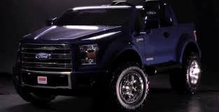 Ford F150 Truck Power Wheels - toy ford f 150