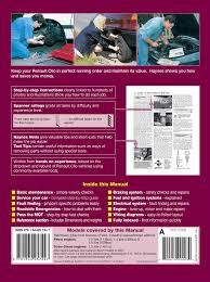 renault clio petrol u0026 diesel jun 01 05 haynes repair manual