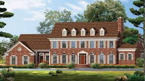 georgian style house georgian home plans georgian style home designs from homeplans com