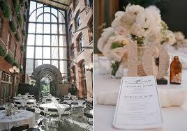 vintage glam seattle wedding amanda michael real weddings - Vintage Glam Wedding