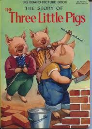 vintage childrens u0027 boook pigs classic