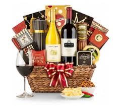 wine basket gift baskets delivery harrison oh hiatt s florist
