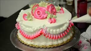 new cream cake decorating ideas decoration ideas cheap classy