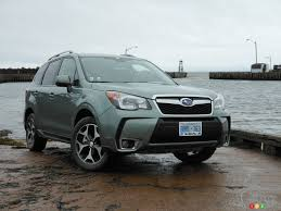 forest green subaru forester 2016 subaru forester among cream of cuv crop car reviews auto123