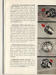 When To Use Parking Lights Directory Index Ford 1956 Ford 1956 Ford Owners Manual