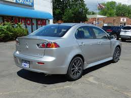 new 2017 mitsubishi lancer es 4dr car in new britain 12101