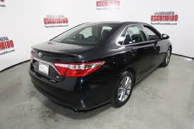 lexus pre owned certified certified pre owned 2016 toyota camry se 4dr car in escondido