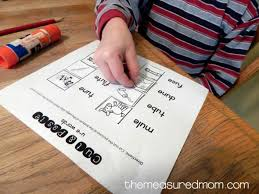 10 free worksheets for u e words the measured mom