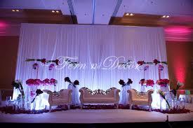 Indian Wedding Planners Nj Wedding Stage Decoration Ny Indian Wedding Decorations Outdoor