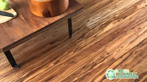 lyptus flooring mocha wide click lock youtube