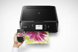canon pixma ts6020 wireless inkjet all in one printer black