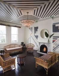 art deco interior design new brunswick bar takes design cues from american west coast art