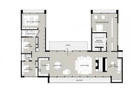 house floor plans maker u shaped house floor plans design ideas modern lovely tikspor