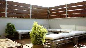 Pallet Furniture Patio by Wooden Pallet Outdoor Furniture Ideas Youtube