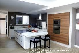 idee cuisine ilot idee cuisine avec ilot agrandir une chambre de m devenue cuisine