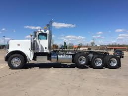 kenworth w900 heavy spec for sale for sale 2017 peterbilt 389 tri axle heavy haul day cab 550hp 18