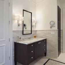 tiling bathroom walls ideas marble tiled bathroom wall design ideas