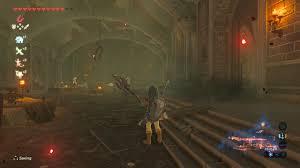 legend of zelda breath of the wild destroy ganon final quest