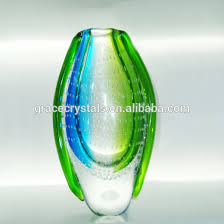 Antique Hand Blown Glass Vases Murano Hand Blown Glass Vase Murano Hand Blown Glass Vase