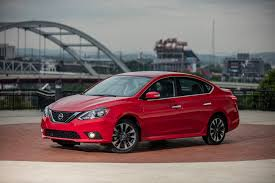 car nissan sentra 2017 nissan sentra sr turbo first drive review