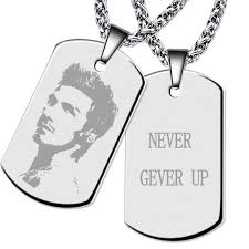 engravable dog tags for men card baby picture more detailed picture about free engraving