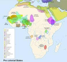 Map Of Mali Ml