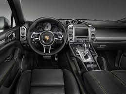 porsche suv inside exclusive cayenne s e hybrid in meteor grey metallic