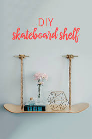 this skateboard shelf is sure to be your kid u0027s favorite bedroom