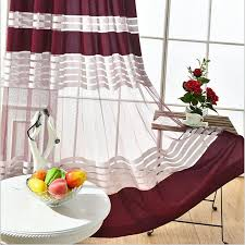 Red Kitchen Curtain by Online Get Cheap Red Kitchen Curtains Aliexpress Com Alibaba Group