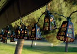 Solar Led Patio Lights by Outdoor Solar Patio String Lights Icamblog