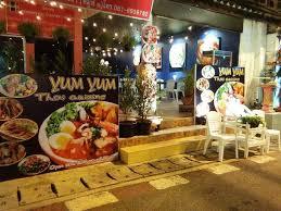 cuisine yum yum yum yum cuisine home kathu phuket menu prices