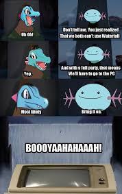 Pokemon Plays Twitch Memes - here we go again the insightful panda