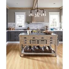 60 kitchen island deni wood and 60 inch kitchen island by kosas home free