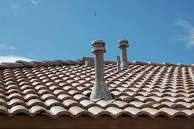 Terracotta Tile Roof Clay Tile Vs Concrete Tile For Phoenix Arizona Roofs Lyons