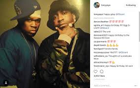 50 Cent Birthday Meme - 50 cent reveals which new york dj s kitchen he rapped in i didn t