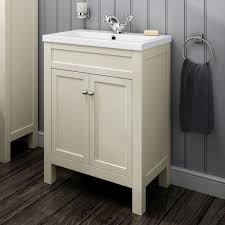 Laura Ashley Bathroom Furniture by 600mm Traditional Cream Bathroom Furniture Storage Vanity Unit