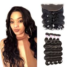body wave hair with bangs beautyforever13 x4 peruvian ear to ear lace frontal closure